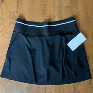 Athleta Sonic Skort Black